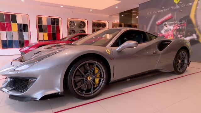 Cea mai scumpă maşină cumpărată de un român anul trecut: un Ferrari de 1,7 milioane de euro