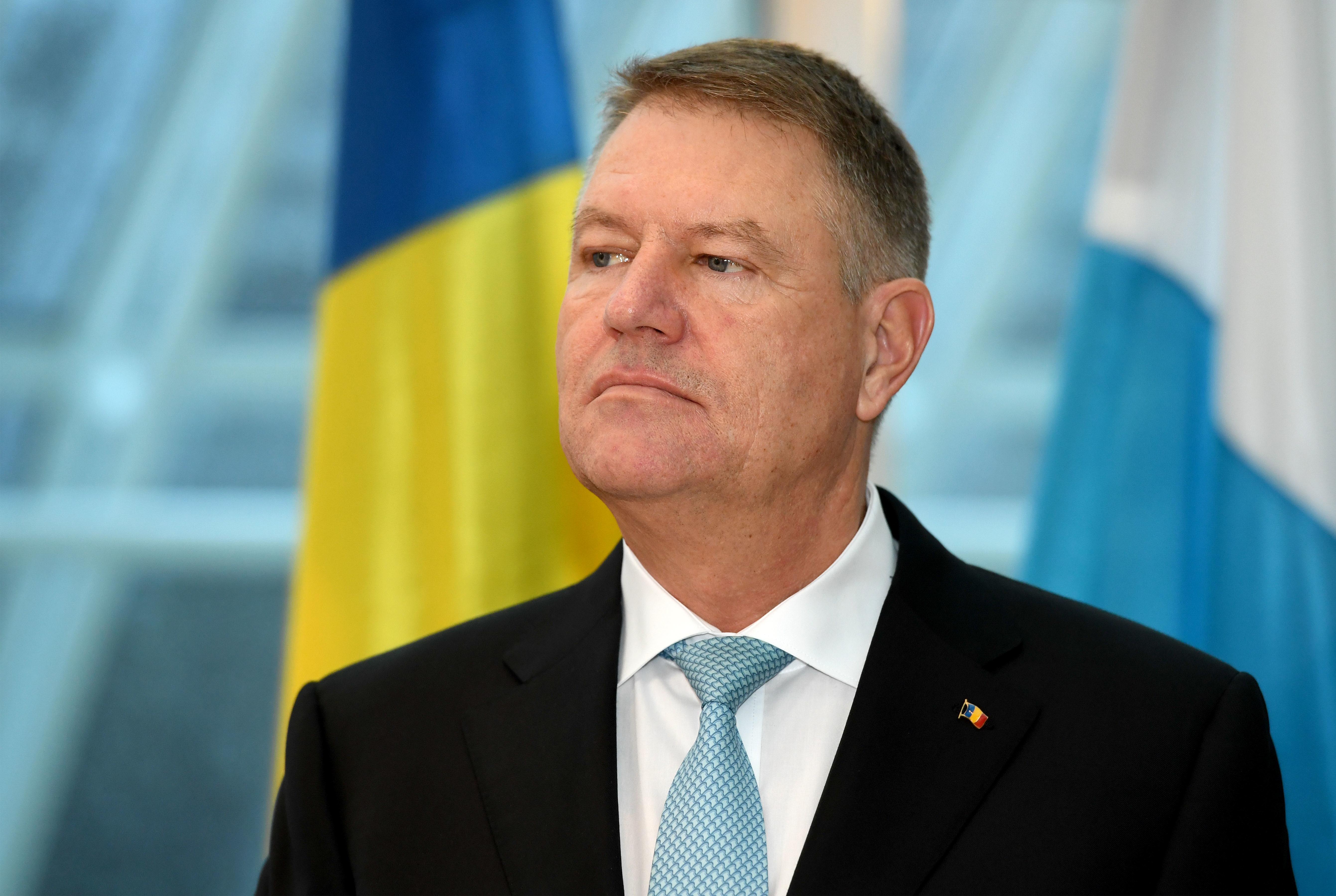 """Klaus Iohannis, către ambasadori: """"România, să rămână un promotor ferm al democraţiei"""""""