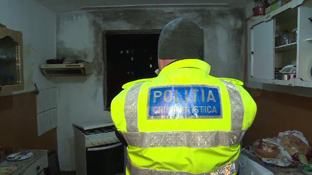 """Explozie puternică într-un bloc din Dâmbovița, unde proprietarii """"aveau sobă pe furtun"""""""