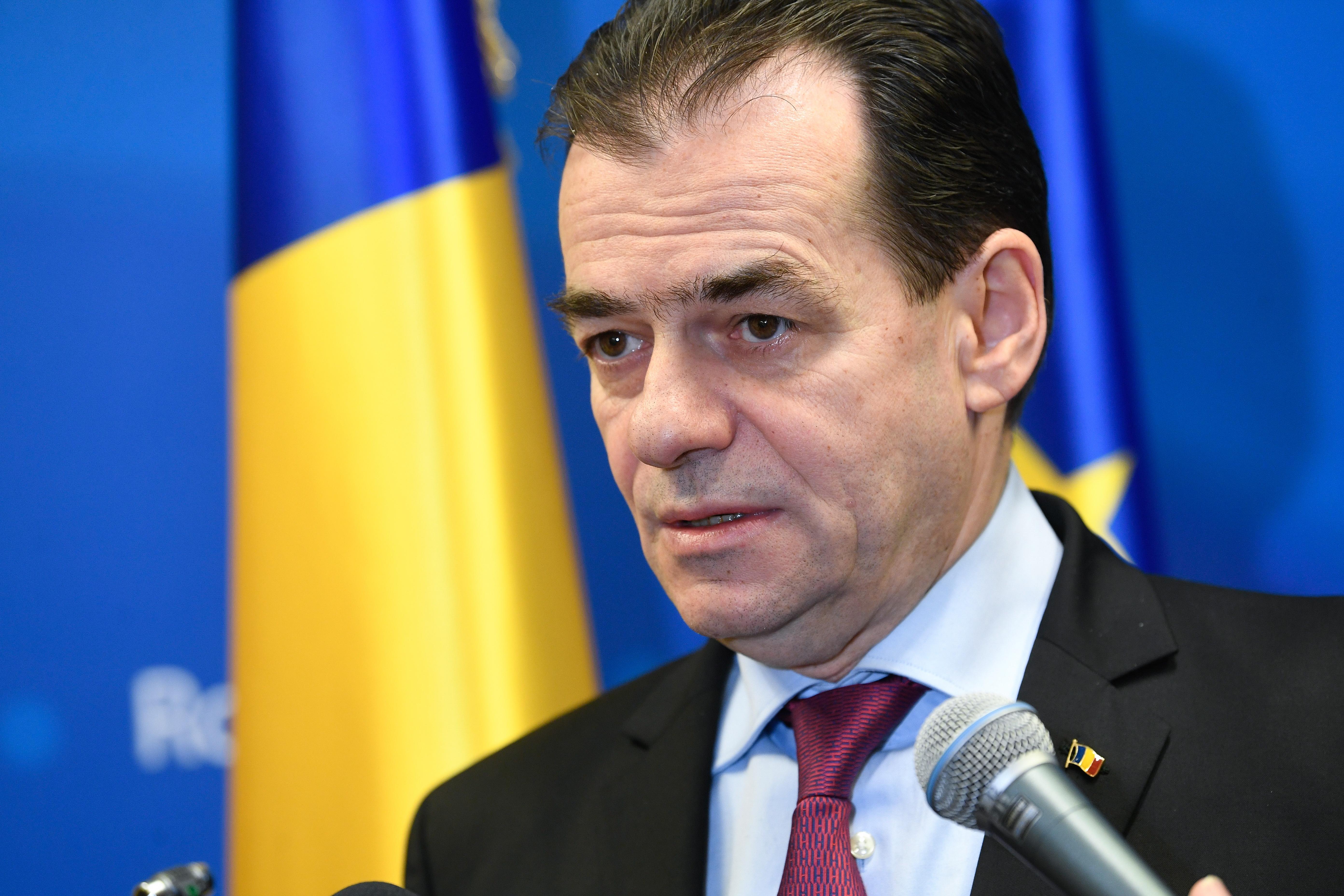 Orban, despre măşti: Nu poţi să impui obligativitate dacă nu sunt accesibile pentru cetăţeni