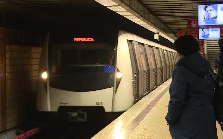 Anuntul oficial facut de Metrorex dupa incidentul din statia Pacii