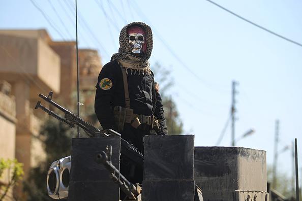 13 polițiști au fost uciși într-un atac al grupării Stat Islamic, în Irak
