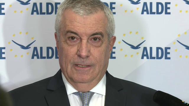"""Tăriceanu: Iohannis să dovedească în Parlament că """"PSD că se luptă să dea Ardealul ungurilor"""""""