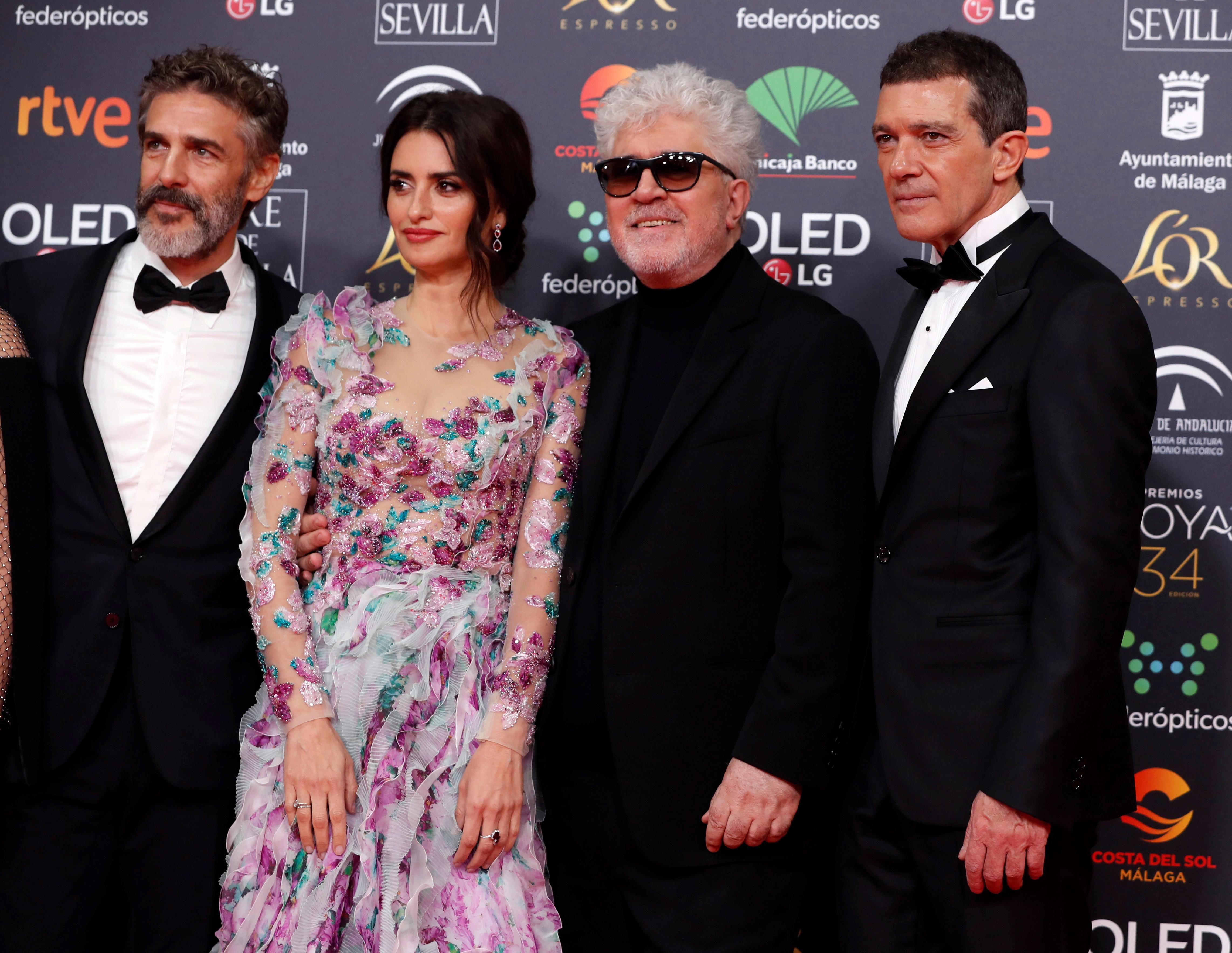 """Goya 2020. Filmul """"Dolor y gloria"""", regizat de Pedro Almodovar, este marele câştigător"""