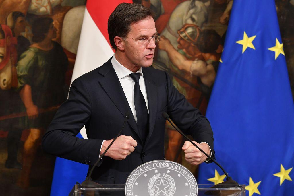Premierul olandez Mark Rutte ar putea fi ţinta unui atac sau unei răpiri