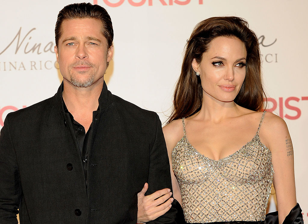 Actorul american Brad Pitt a obţinut custodia comună a copiilor săi cu Angelina Jolie