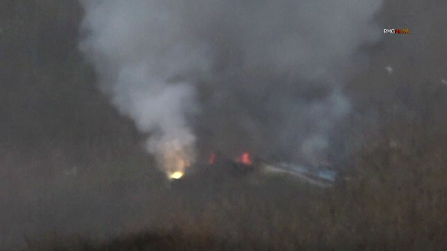 Cauza prabusirii elicopterului in care se afla Kobe Bryant. De ce s-a rotit 15 minute inainte de tragedie