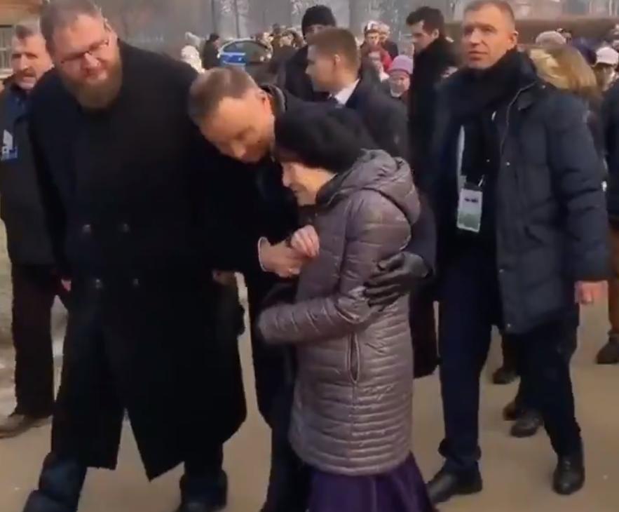 VIDEO. Clipe emoționante la Auschwitz. Supraviețuitorii s-au întors în locul terorii
