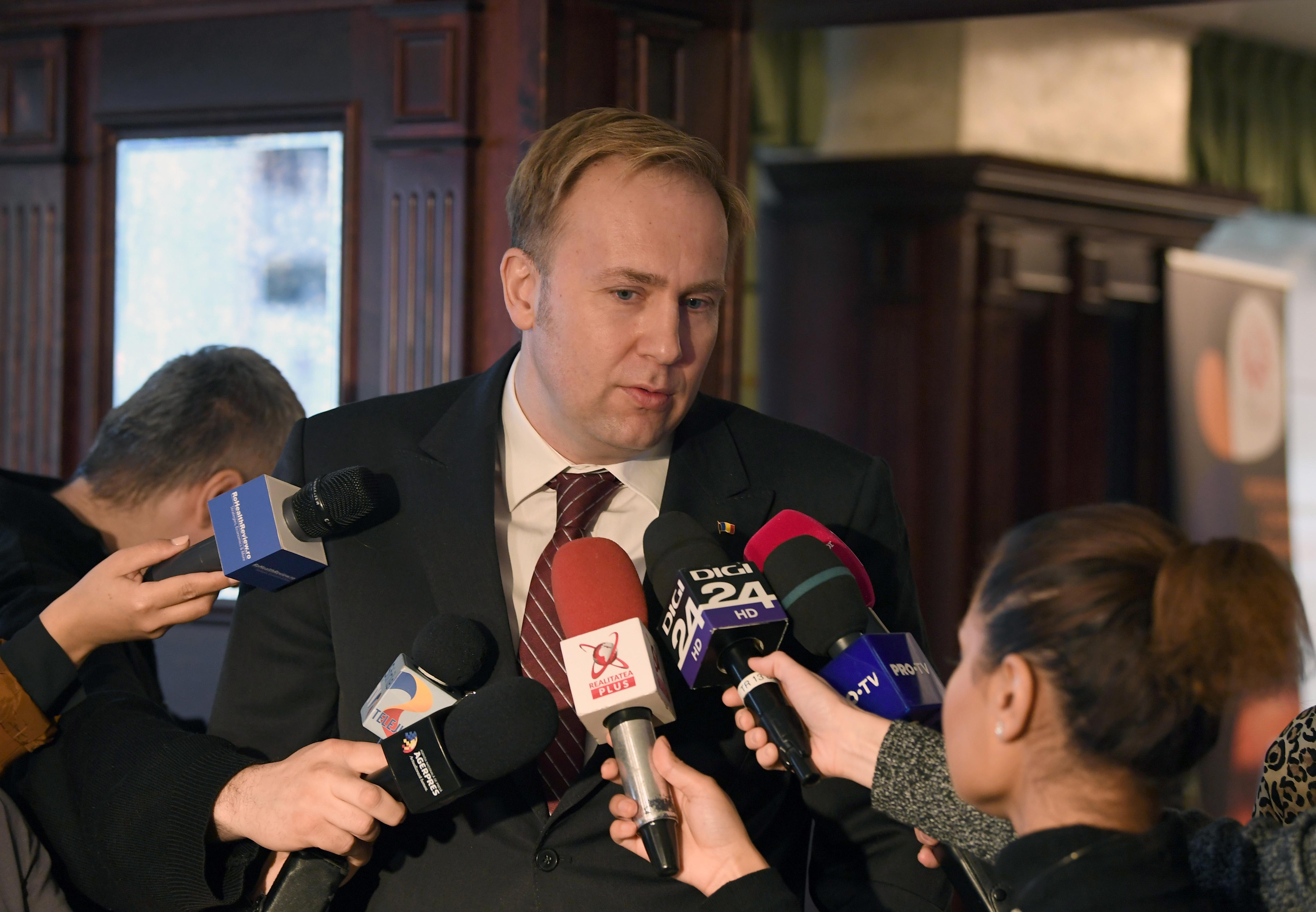 """Ministrul Sănătății, Victor Costache: """"Nu văd unde am greșit și ce anume mi se impută"""""""
