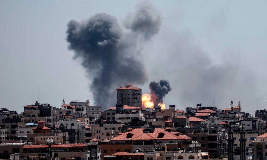Siria susține că a fost atacată cu rachete de Israel, în Ajunul Crăciunului