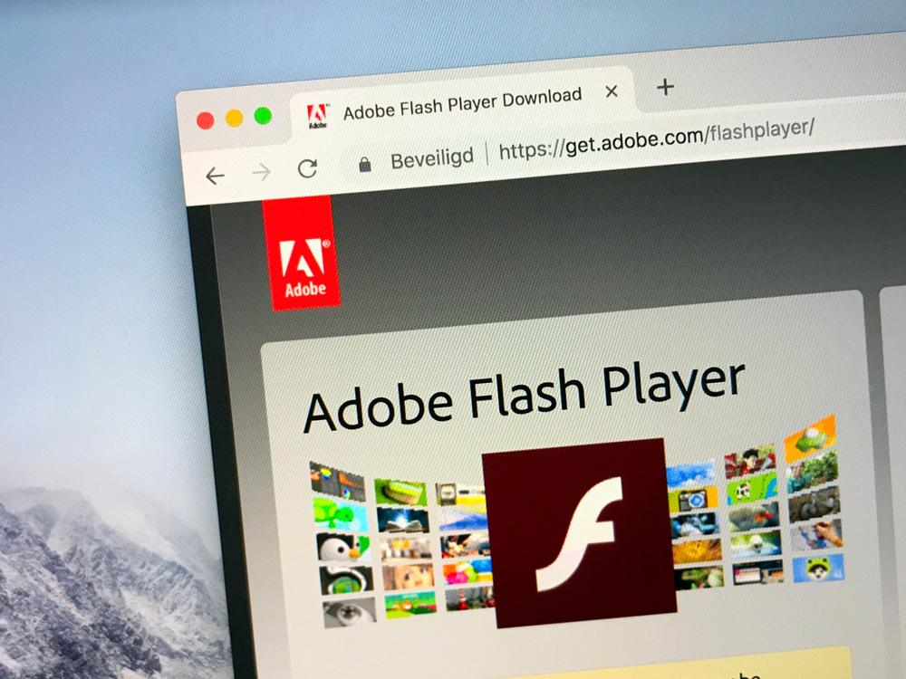 Flash Player nu va mai funcționa din ianuarie. Adobe ne cere să îl dezinstalăm