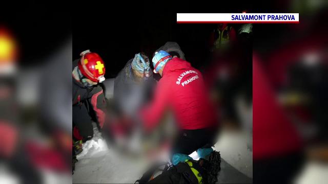 O femeie a murit în Munții Bucegi, iar un bărbat și-a pierdut viața încercând să o salveze