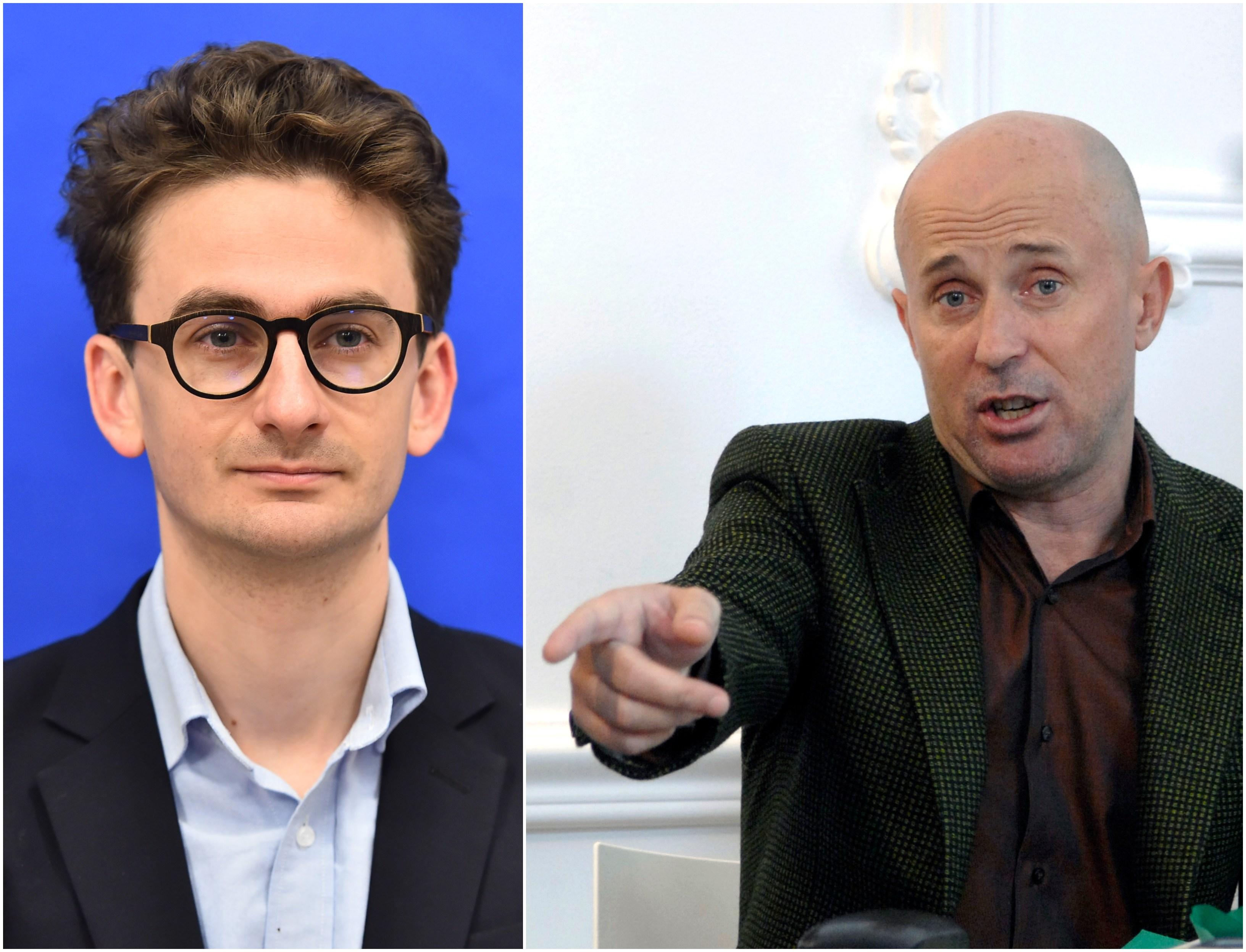 """Scandal între deputatul USR Bulai și """"Garcea"""": """"Mugur Mihăescu era colaborator al Securității"""""""