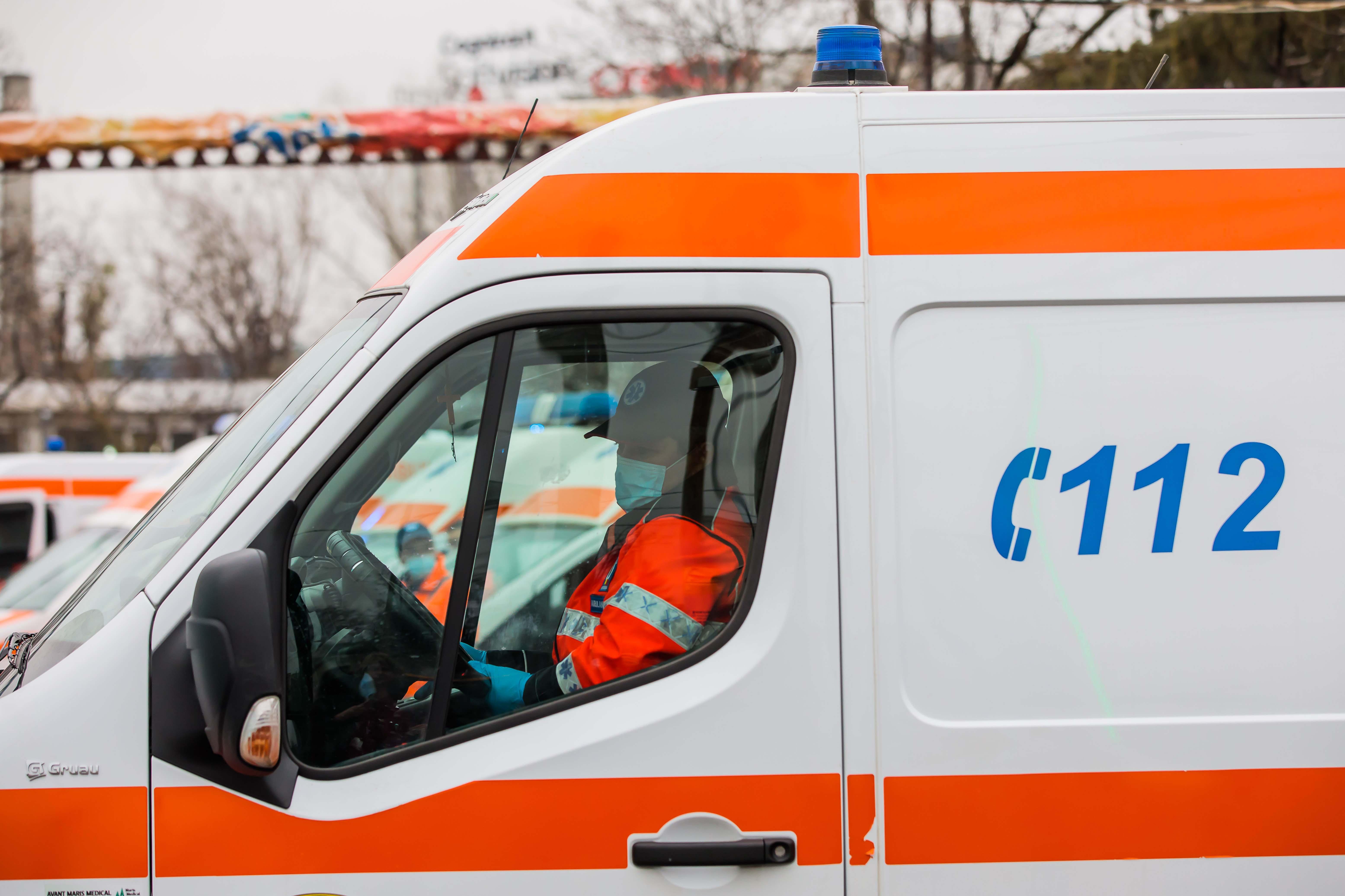 O fetiță de 11 ani, ucisă pe trecerea de pietoni de un TIR condus de un șofer polonez, la Răcari