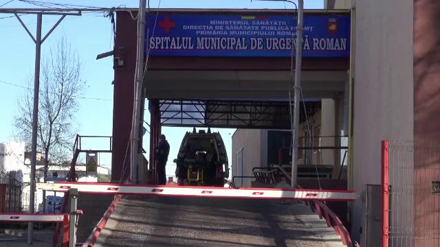 Doi pacienți care au fumat în baie, vinovați pentru incendiul de la Secția de Psihiatrie a Spitalului Roman