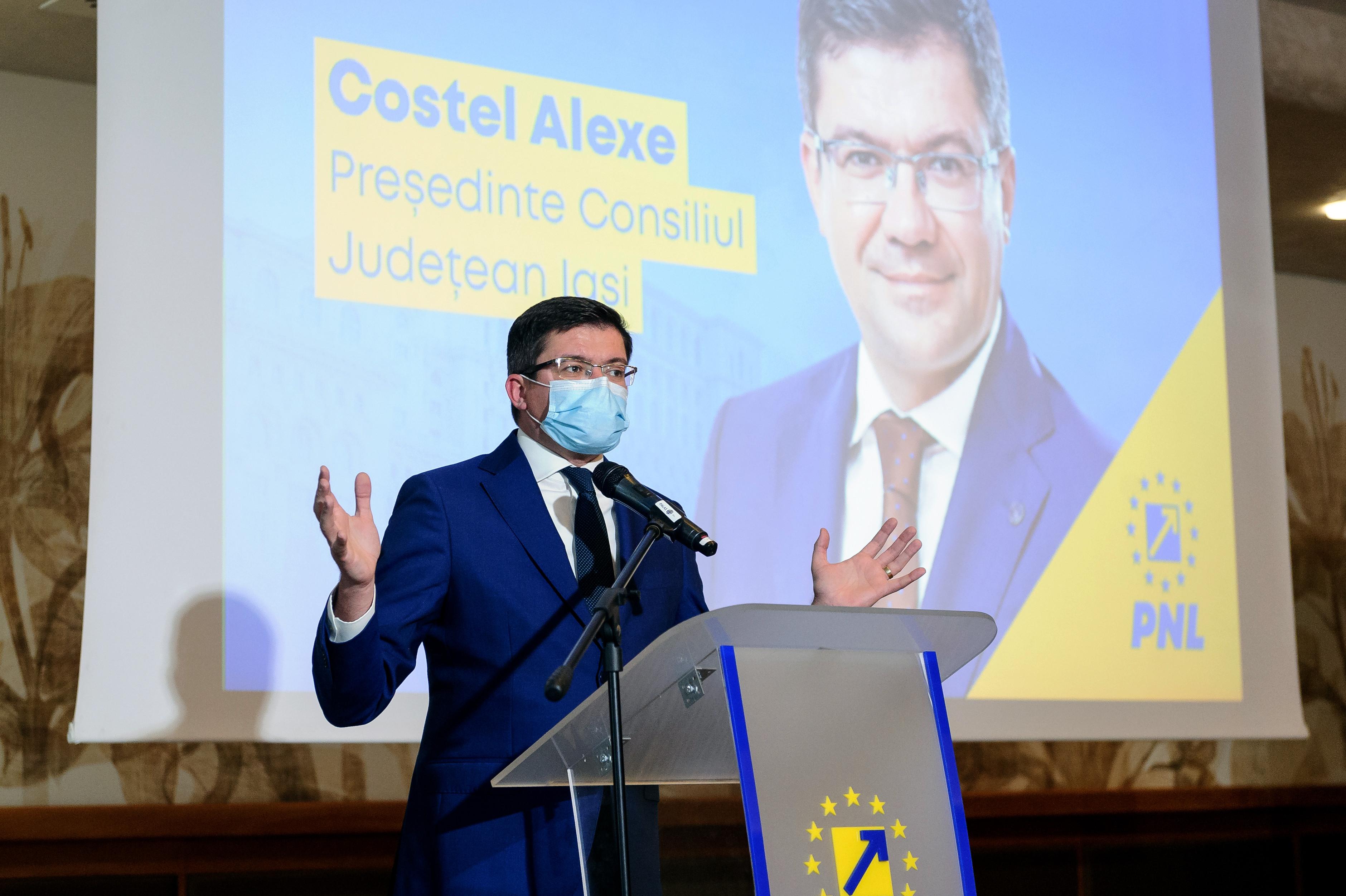 Iohannis a admis cererea DNA de începere a urmării penale a fostului ministru Costel Alexe