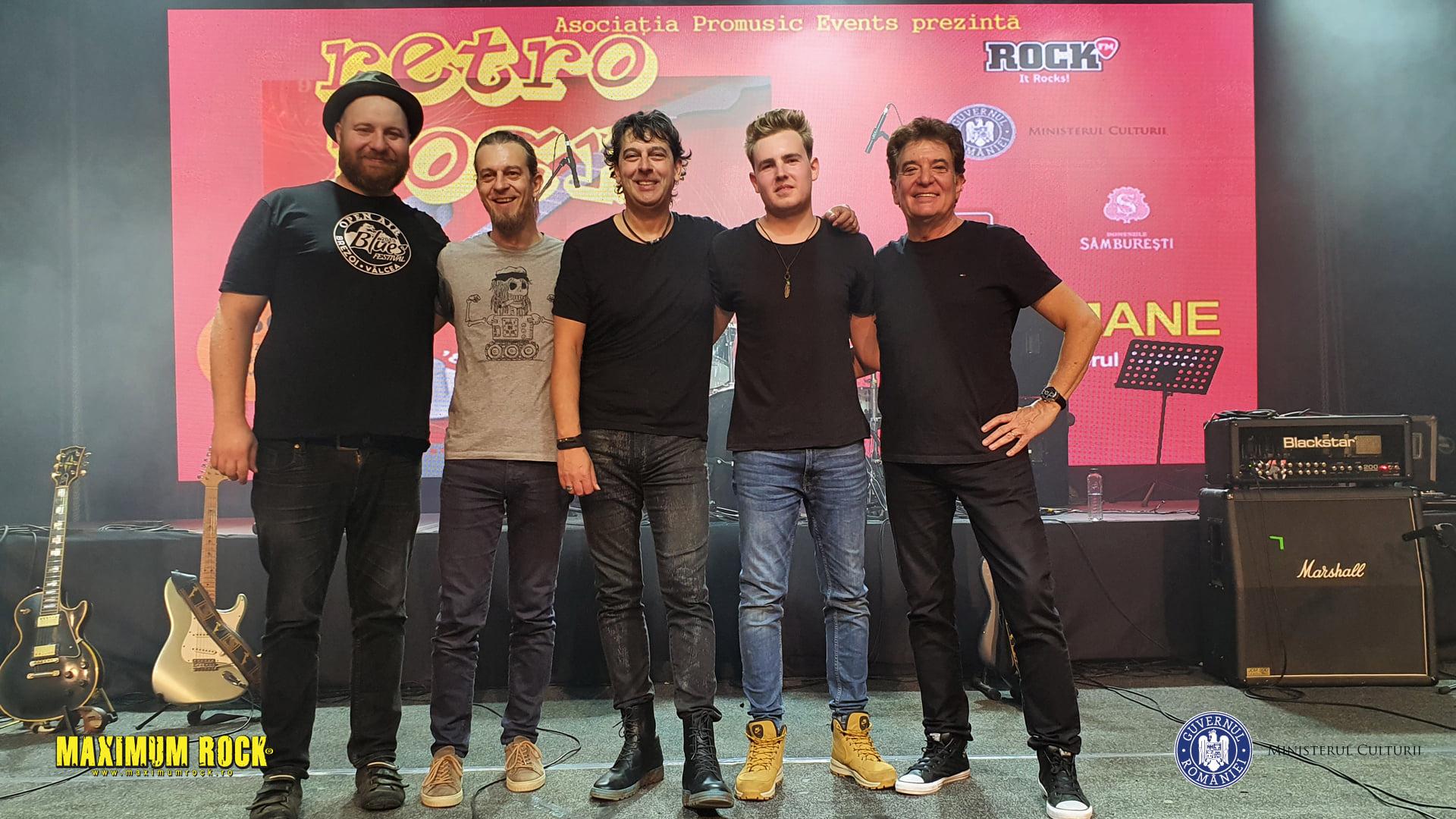 """Proiectul """"Retro rock"""" românesc, cu piese ale anilor '60-'80, este disponibil gratuit pe YouTube"""
