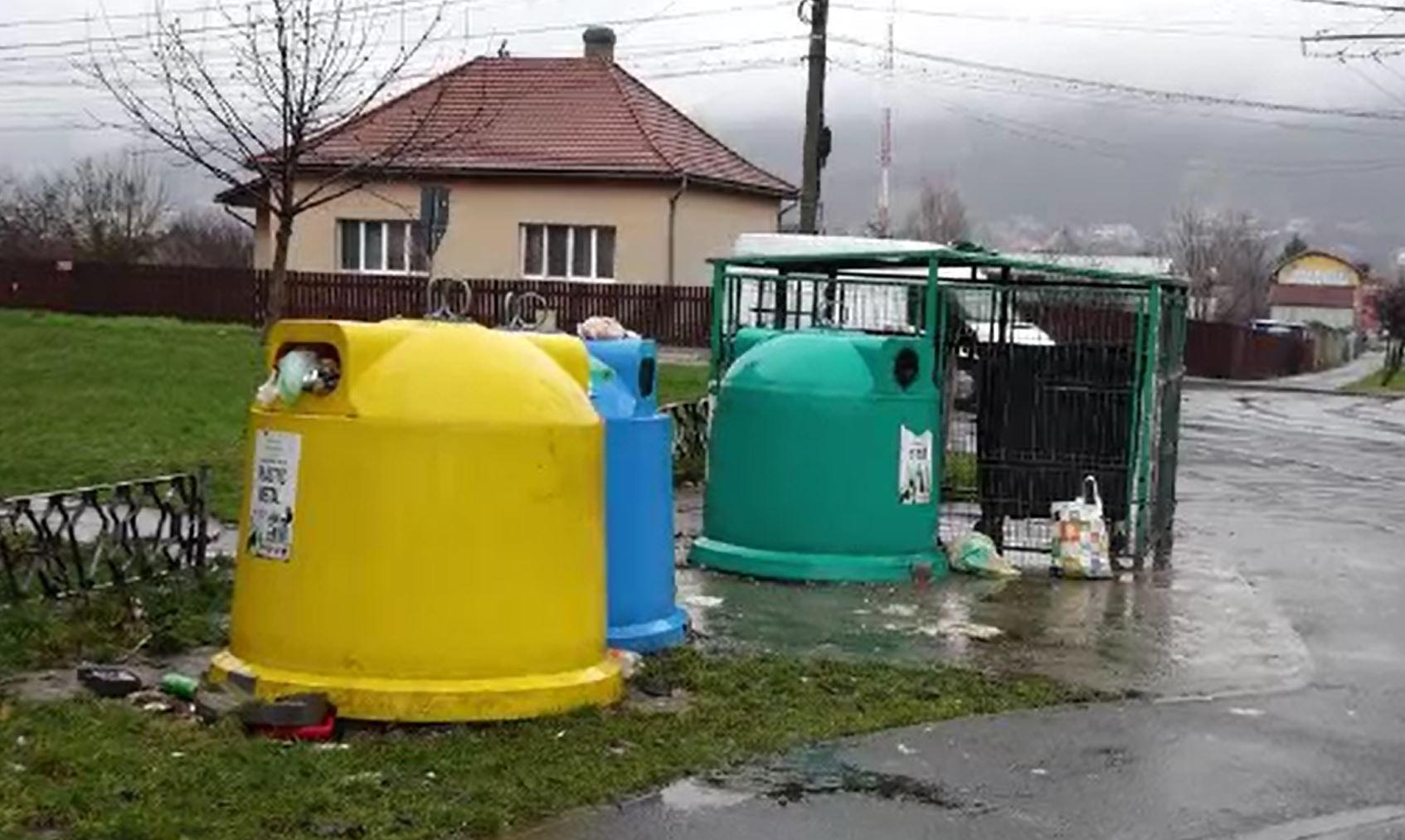 Caz șocant în Baia Mare. Un bebeluș de numai șase luni a fost abandonat la tomberon
