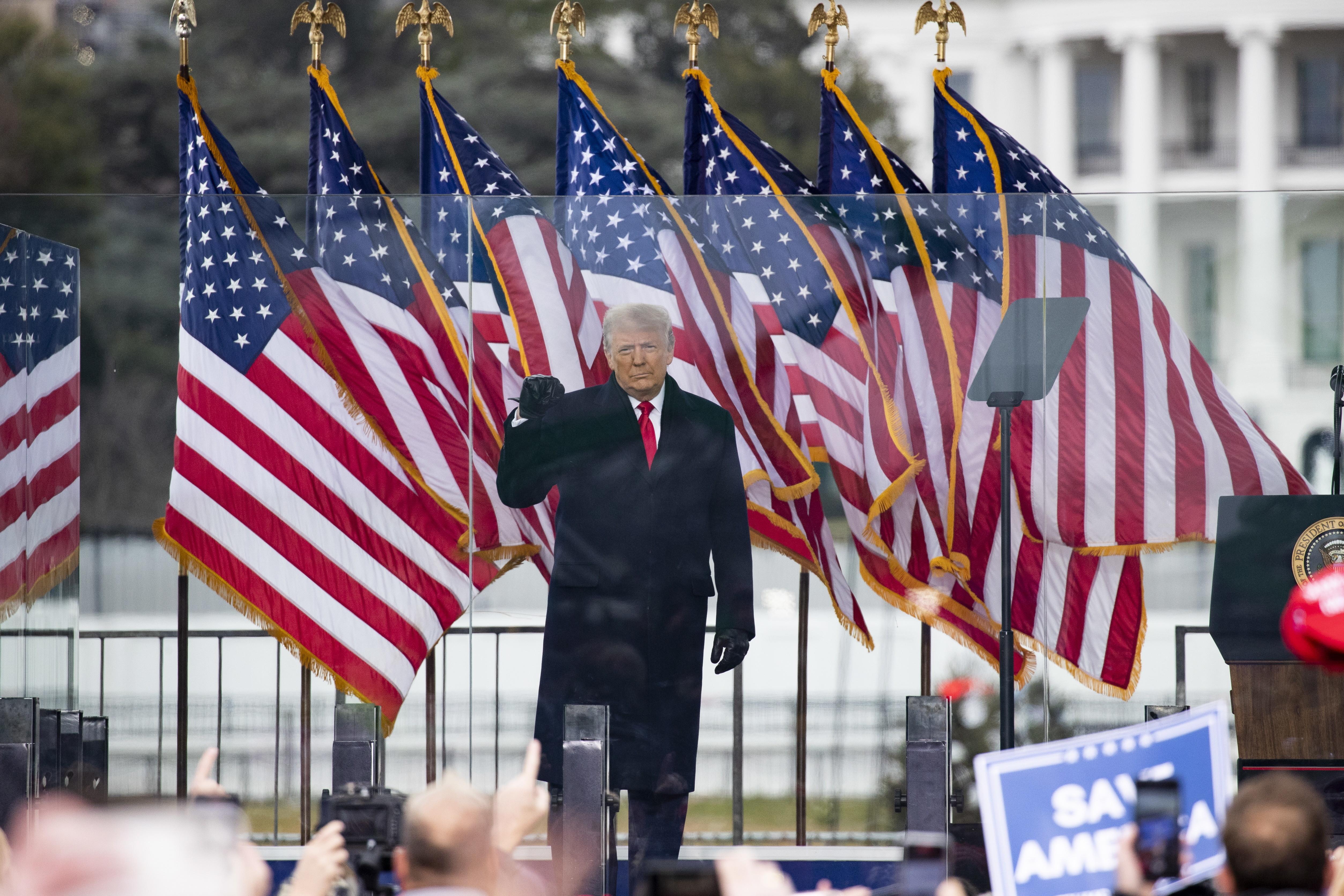 Trump se pregătește pentru a doua procedură de destituire. Care sunt acuzațiile oficiale