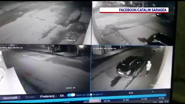 Doi copii de 11 și 13 ani au jefuit o mașină în Babadag. Cum au acționat