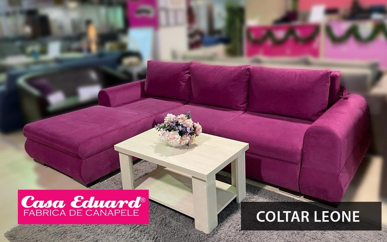 (P) De la Casa Eduard poți achiziționa canapele și colțare la comandă