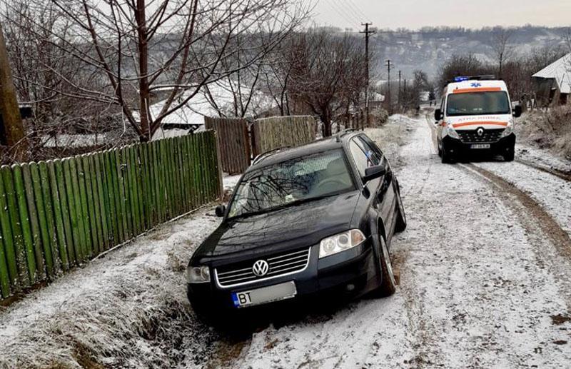 Un bărbat din Botoșani a fost găsit mort sub propriul autoturism