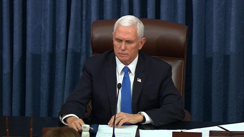 """Fotograf Reuters, despre manifestanții de la Capitoliu: Voiau să îl """"spânzure"""" pe Mike Pence"""