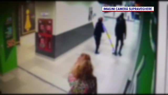 Bărbatul care a încercat să violeze o femeie la mall ar fi fost sub influenţa drogurilor