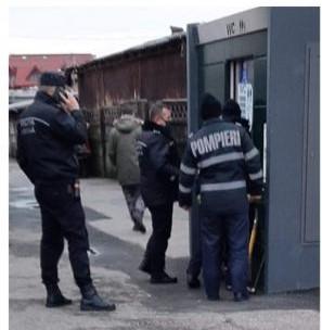 """Bunica și nepoata ei de 3 ani au rămas blocate într-o toaletă """"inteligentă"""" din Baia Mare"""