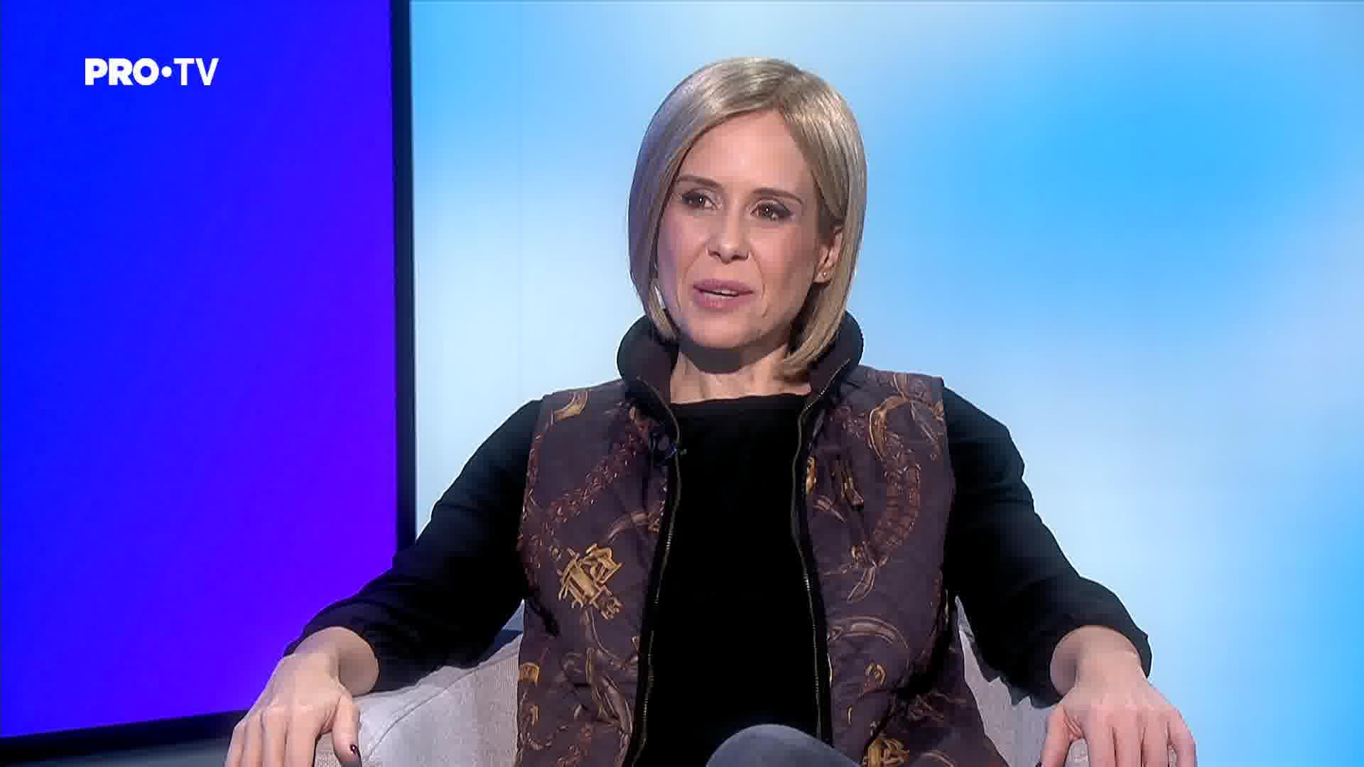 """Mihaela Bilic se alătură echipei PRO TV și va prezenta """"Doctor de bine"""" din această toamnă"""