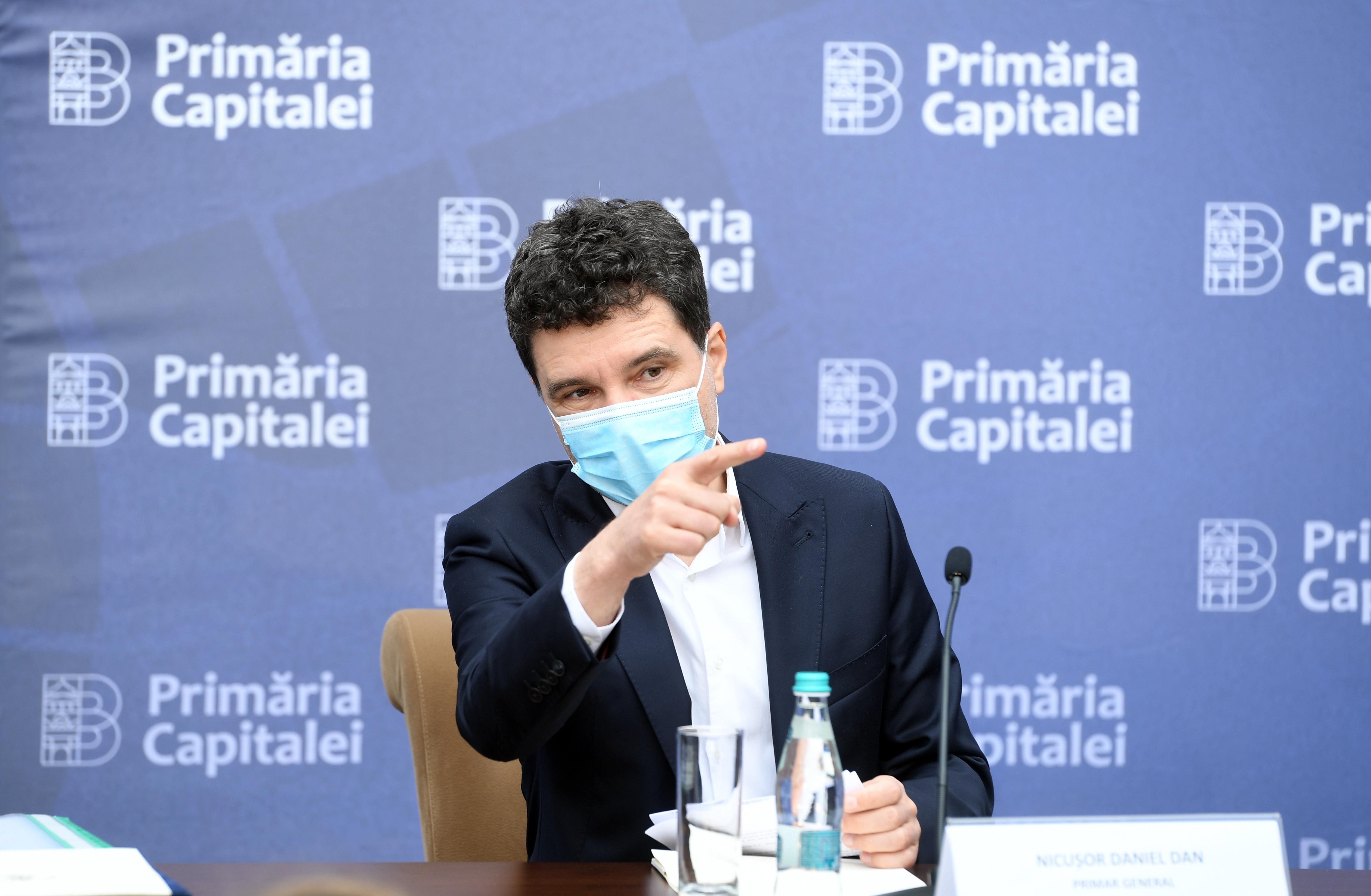 Bucureștiul are datorii de 2,5 miliarde de lei: