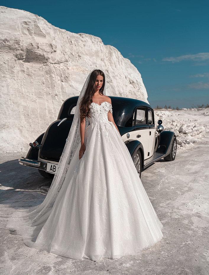 (P) Rochii de Mireasă - cum găseşti fără efort rochia perfectă pentru momentul tău