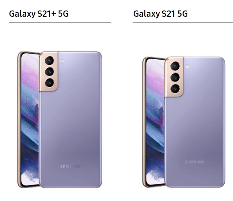 S-au lansat Samsung S21 și Samsung S21 Plus. Ce specificații tehnice au noile telefoane