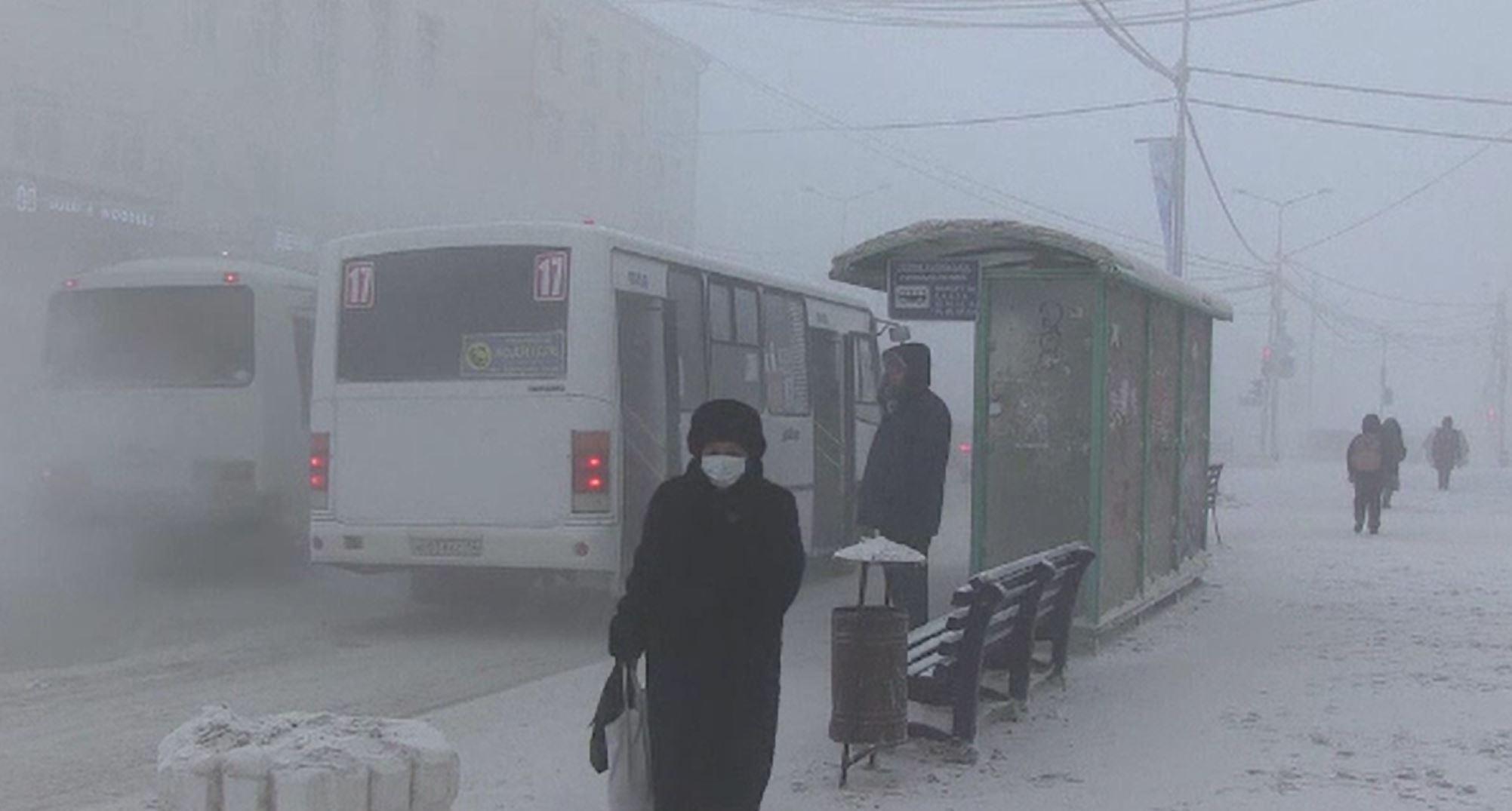 Cum se adaptează oamenii din Siberia la temperaturile de -50 de grade.
