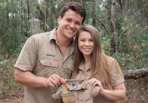 Fiica lui Steve Irwin are o fetiță. Cum i-a ales numele în amintirea tatălui său