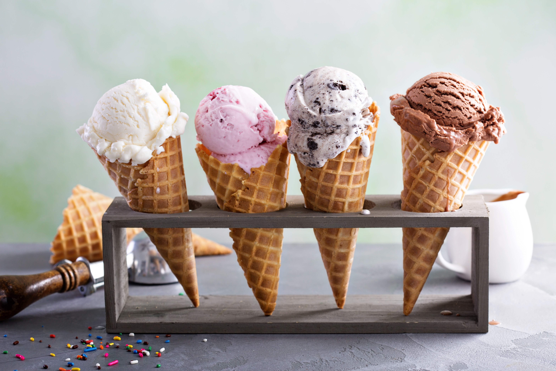 Un copil de 4 ani, din SUA, a comandat online 900 de înghețate. Cât au costat produsele