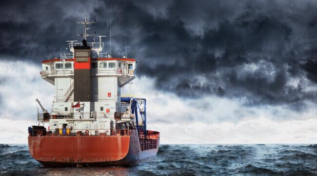 Creşte bilanţul victimelor în urma naufragiului unei nave de transport în Marea Neagră