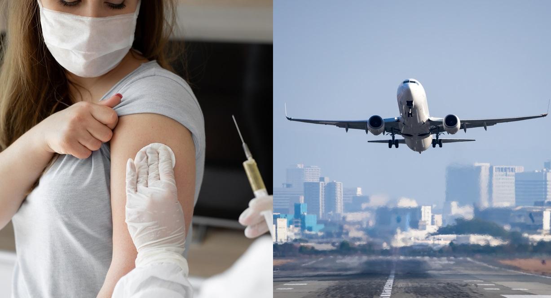 Carantina la sosirea în țară a fost eliminată pentru persoanele vaccinate cu a doua doză de cel puțin 10 zile