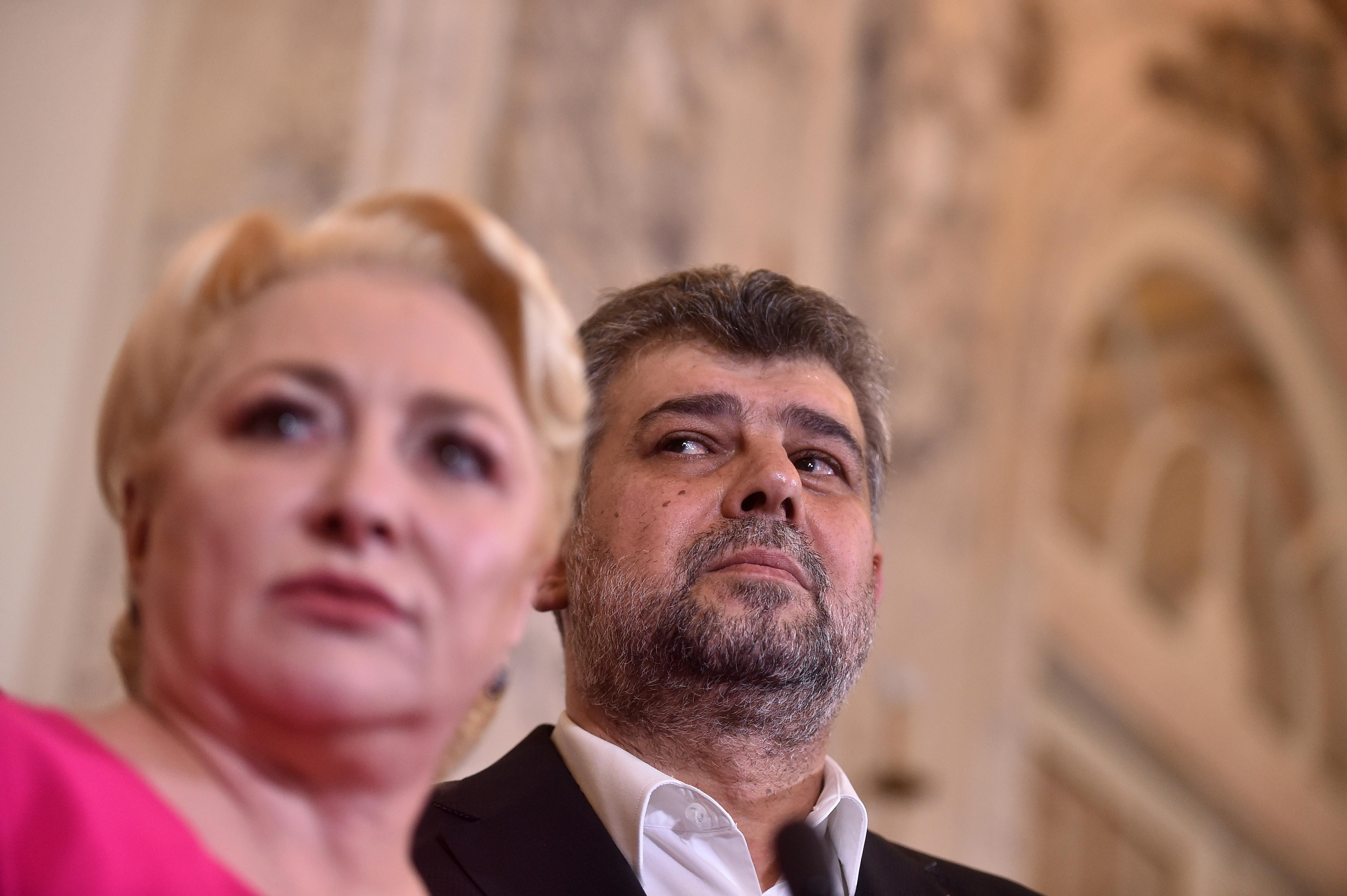 """Dăncilă, despre cum a plâns Ciolacu la ea acasă: """"I-am făcut un ceai, părea foarte afectat"""""""