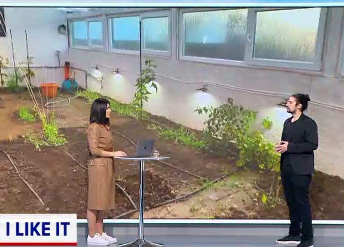 ILikeIT: Start Agro, prototipul de seră inteligentă care funcționează cu energii regenerabile