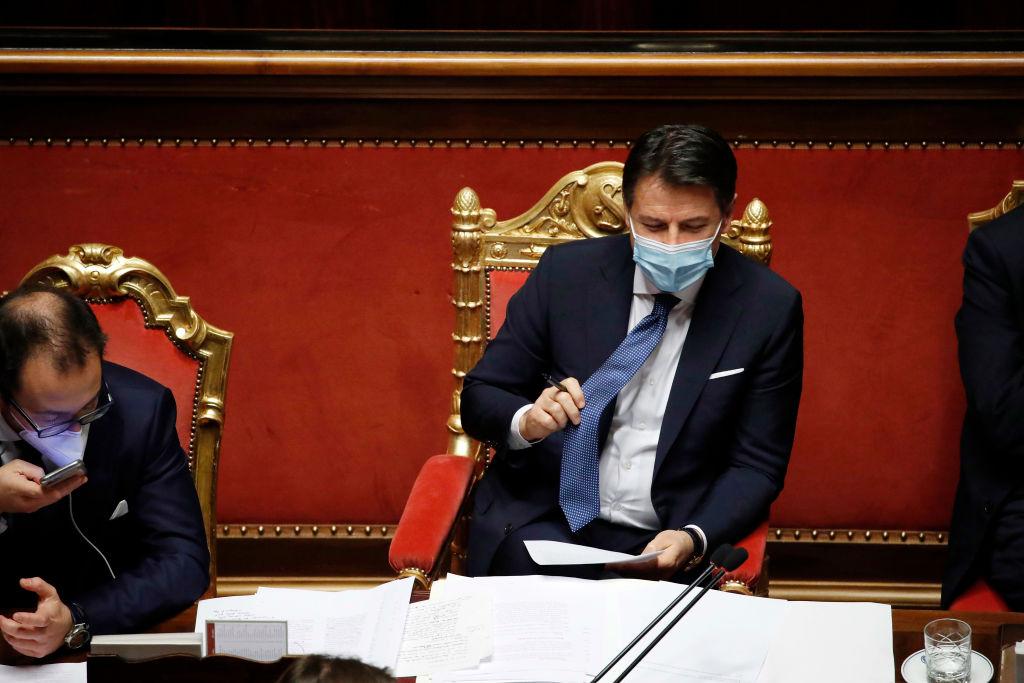Premierul italian ar putea demisiona, pentru a încerca să formeze un nou guvern cu sprijin mai larg