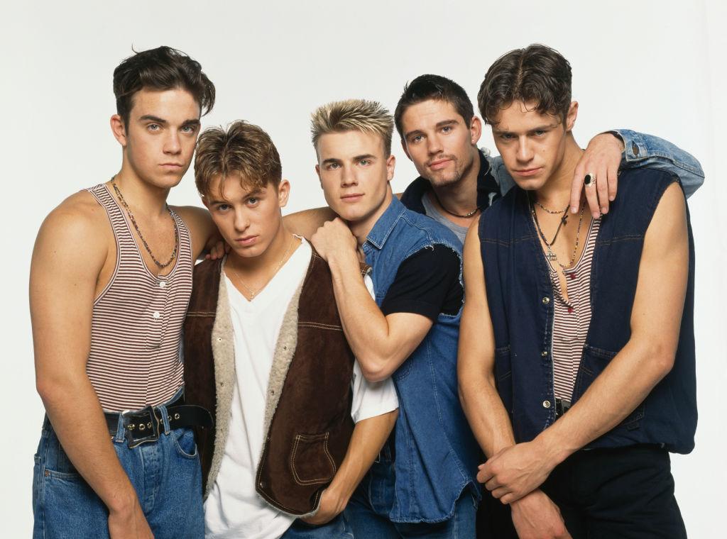 """Take That, fosta formație a lui Robbie Williams, s-ar putea reuni în formula """"de aur"""""""