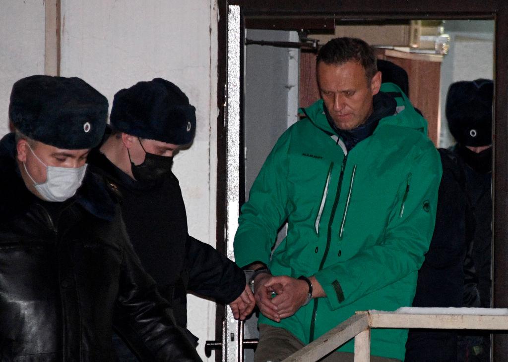 """Alexei Navalnîi: """"Putin va rămâne în istorie drept Vladimir cel care pune Otravă în Chiloţi"""""""