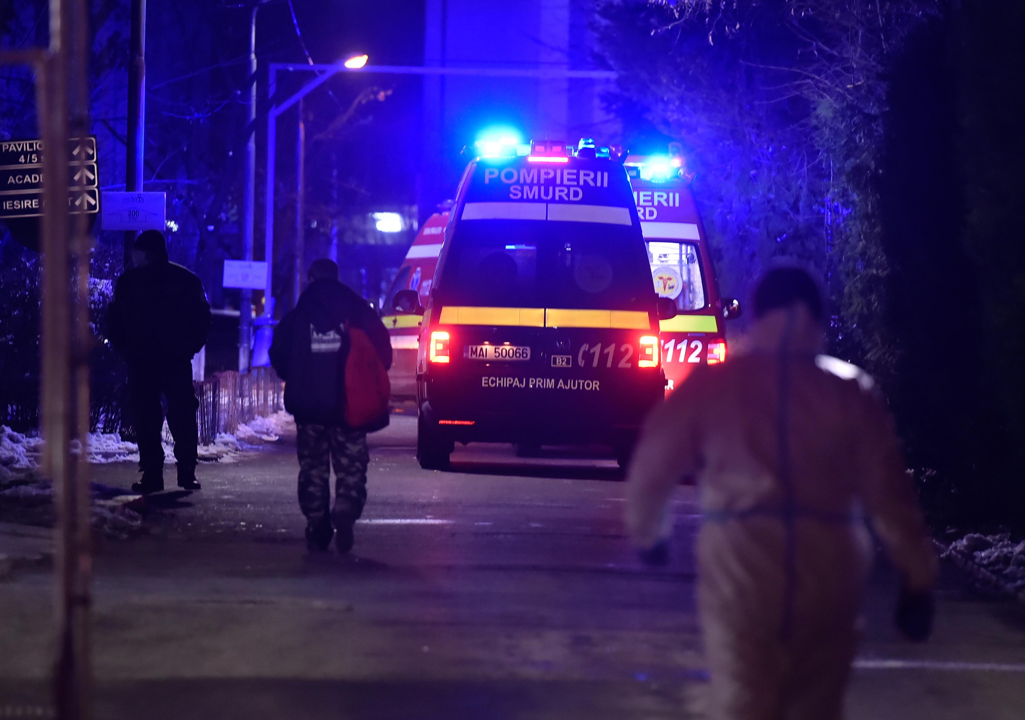 Focul a făcut victime în Baia Mare. Un bărbat a fost găsit fără viață în locuința sa