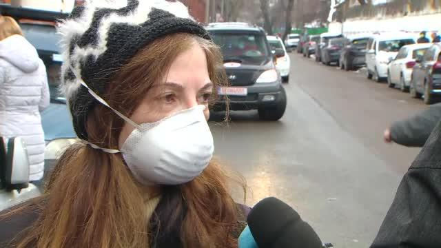 Fiica unei paciente de la Matei Balș spune că a adus o aerotermă în spital, cu acordul medicilor