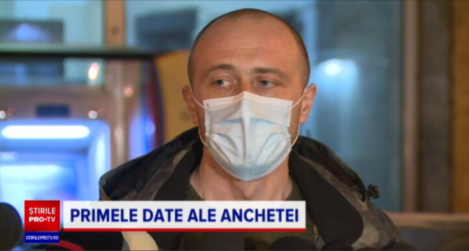 """Criminaliștii au început ancheta la """"Matei Balș"""". Primele declarații ale procurorilor cu privire la cauzele tragediei"""