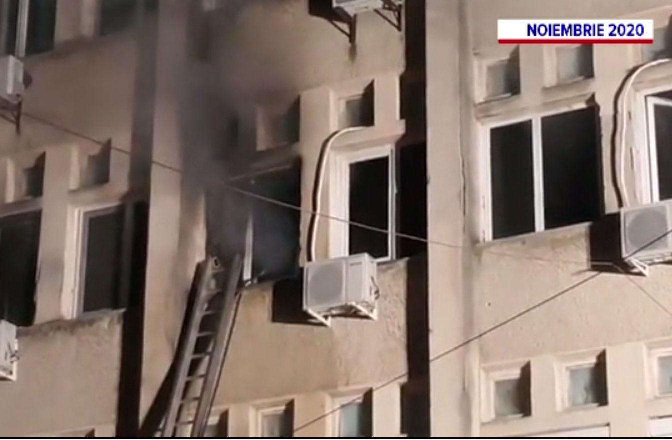Stadiul dosarului incendiului de la Spitalul din Piatra Neamț. Noile concluzii ale anchetatorilor