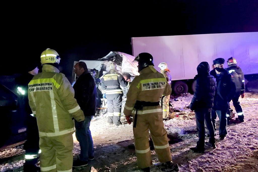 Accident grav în Rusia. 12 persoane au murit și alte 12 au fost rănite. FOTO