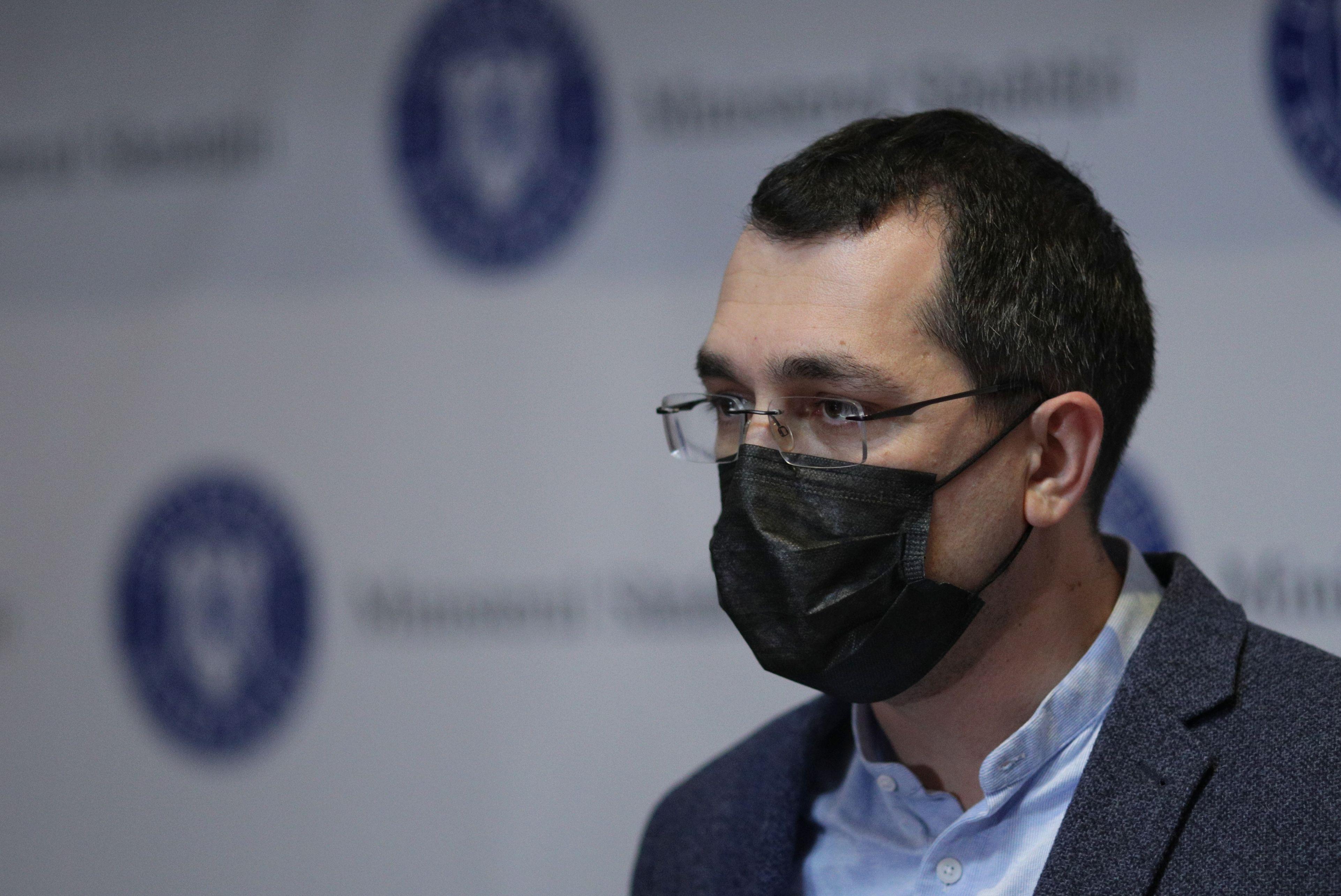 """Directorul DSP Timiș, mesaj pentru Vlad Voiculescu: """"Îi doresc odihnă plăcută"""""""