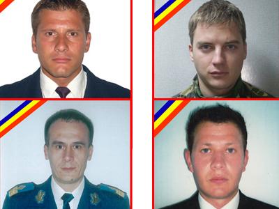 Funeraliile militarilor morti la Tuzla vor avea loc joi si vineri